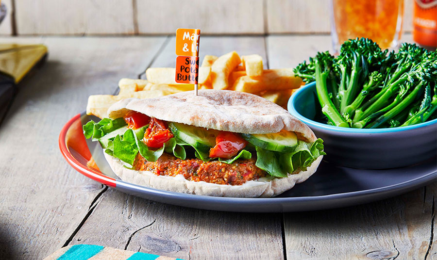 Nando's says expanding its plant-based menu is an 'immediate priority'