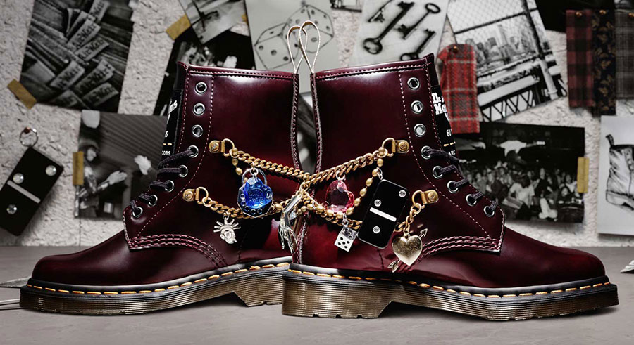 Dr. Martens collaborates with Marc Jacobs to release limited edition vegan boots