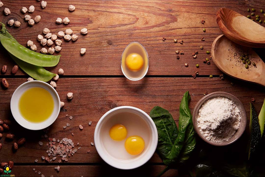 French biologists crack the recipe to create realistic vegan eggs