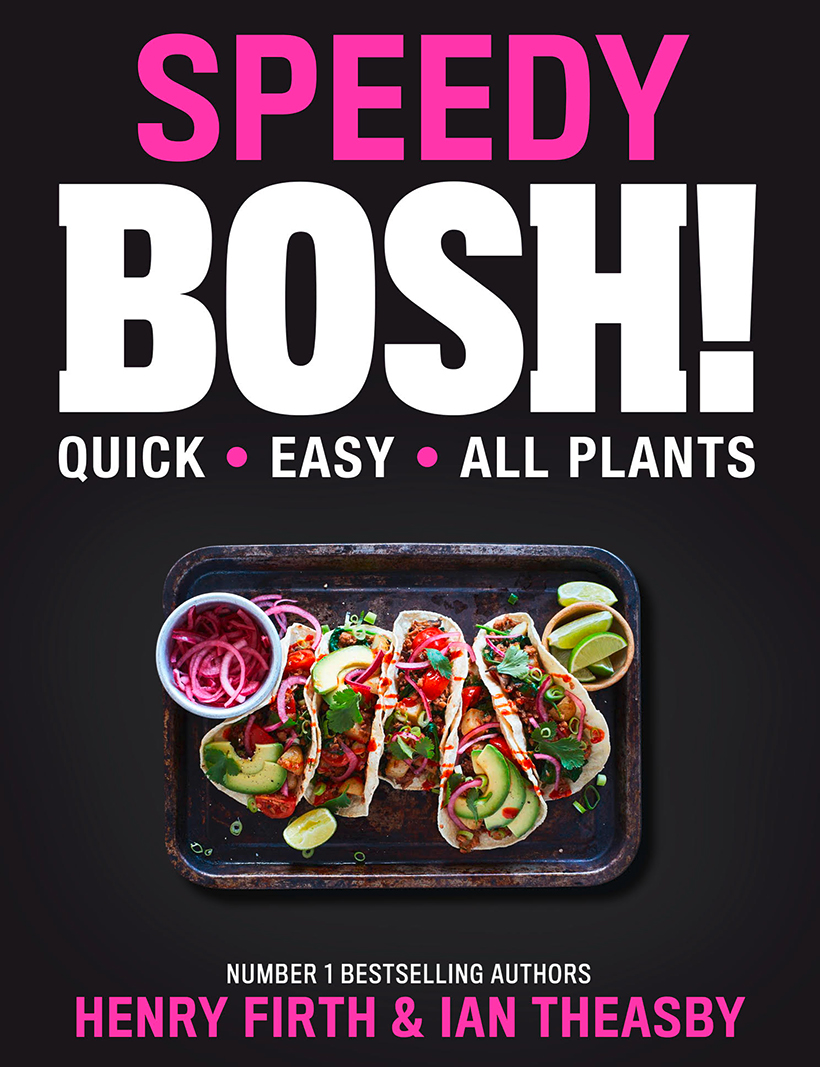 Speedy BOSH! cookbook