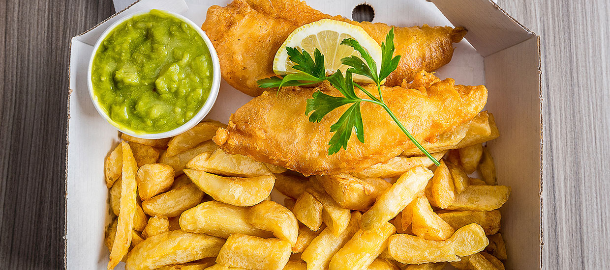 Where to eat the best vegan fish and chips in the UK