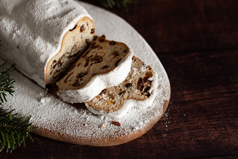 New range of vegan stollen launches at Tesco for Christmas