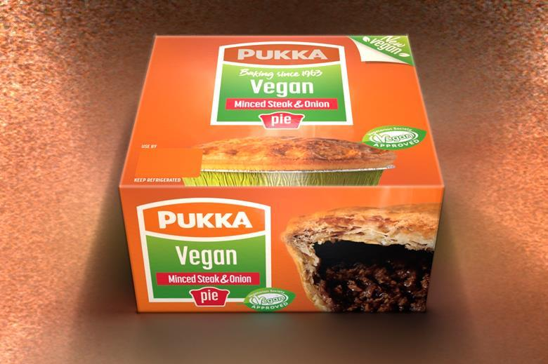 Pukka Pies has just released a brand new range of vegan pies