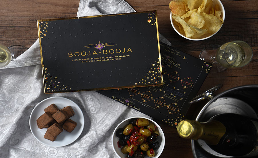 Booja-Booja started small and has now won more than 100 awards for its chocolates