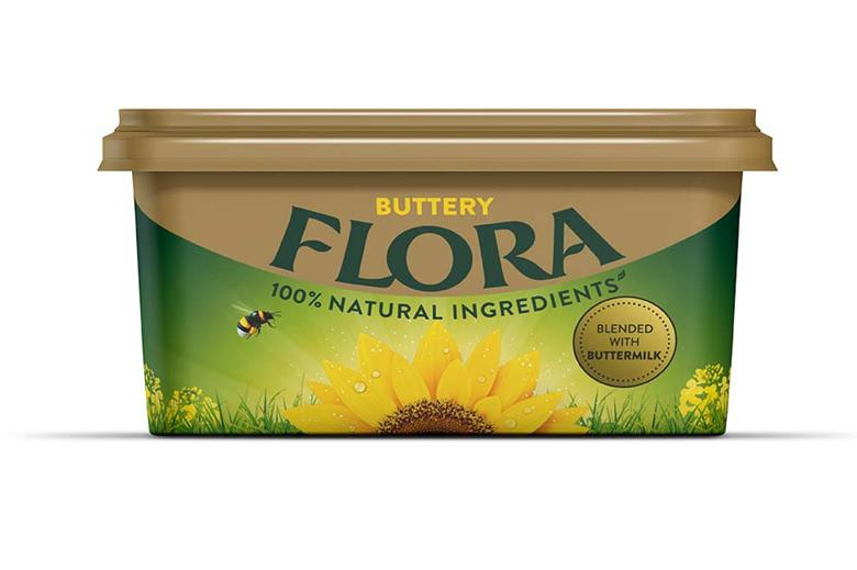 Flora Buttery no longer vegan as company adds milk back into recipe