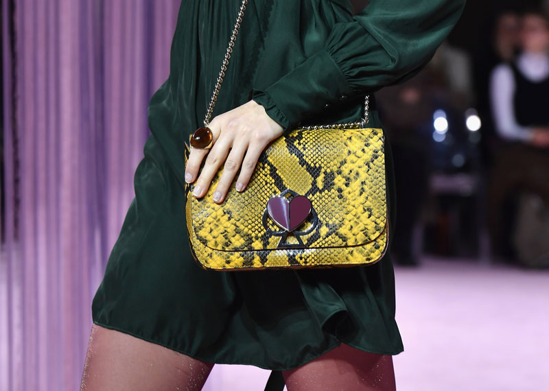 Falling out of fashion: Are exotic skins the new fur?