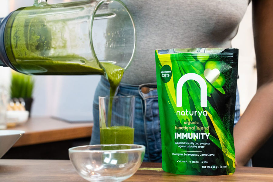 Naturya launch new superfood blends to keep you healthy