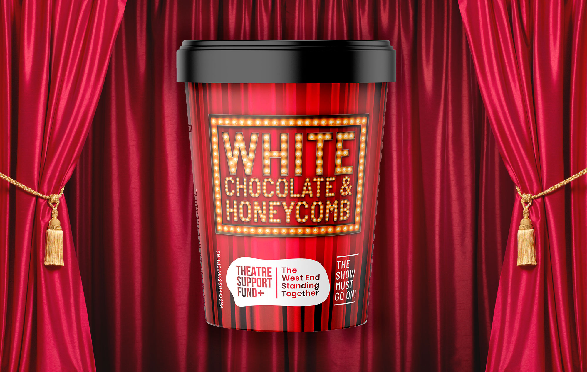 Northern Bloc to launch vegan white chocolate and honeycomb ice cream