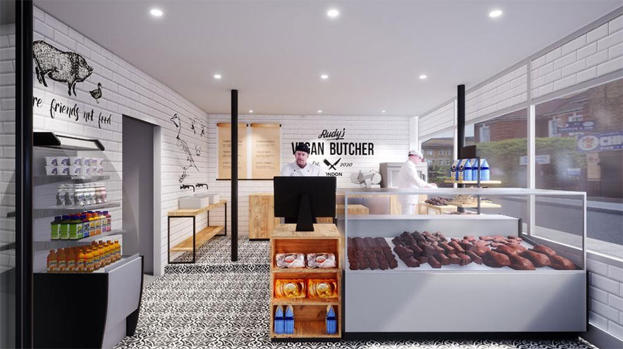The UK's first 100% vegan butchers is opening in London next week