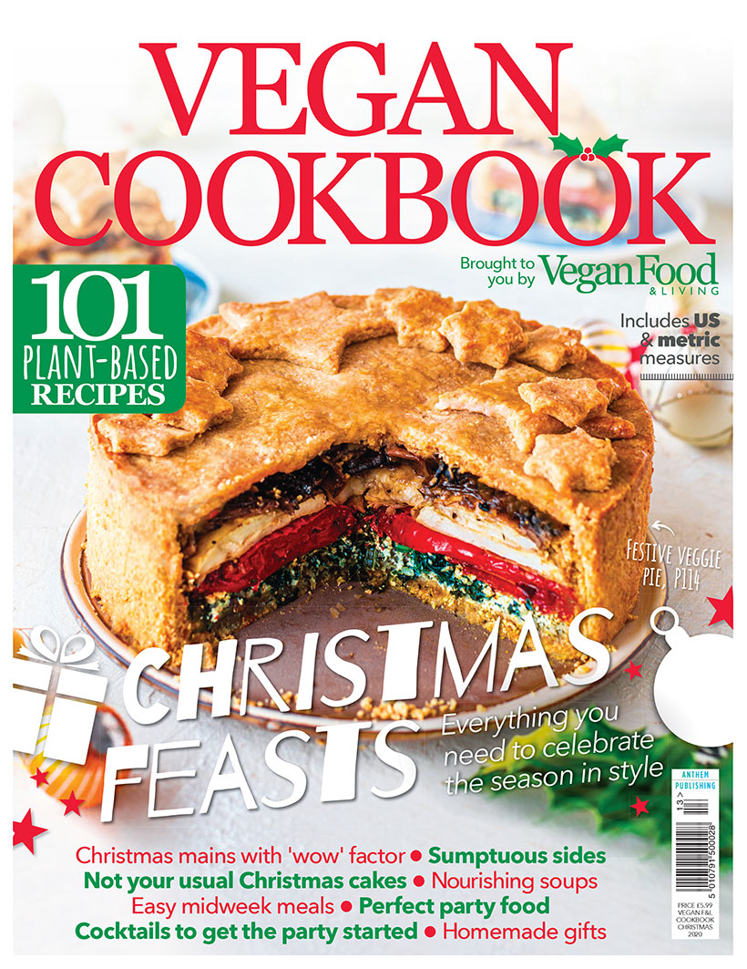 The Vegan Cookbook Christmas Edition