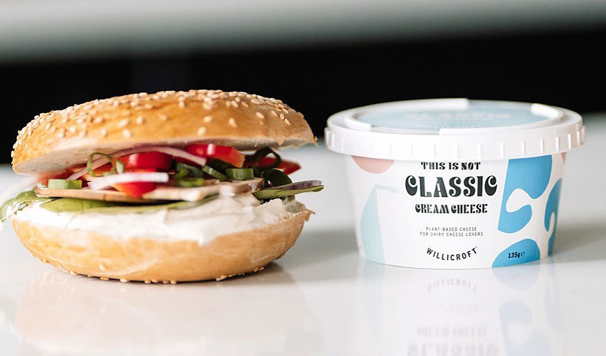 Willicroft vegan cheese launches in the UK