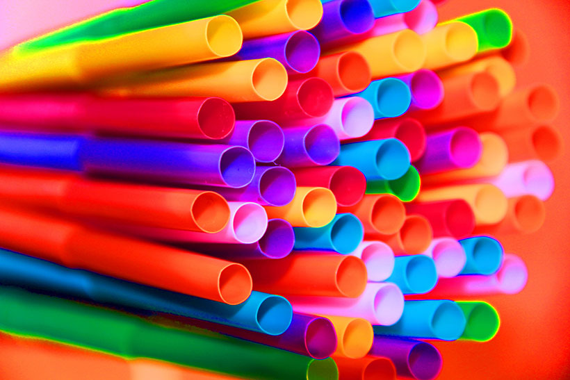 Plastic straw, cotton bud and stirrer ban comes into force in England today