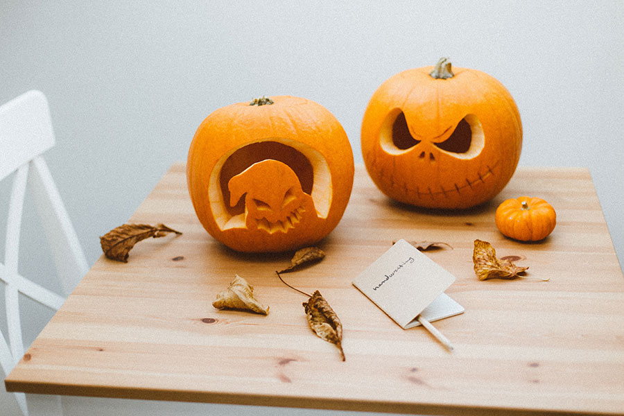 5 ways to ensure your carved pumpkin doesn't go to waste this Halloween