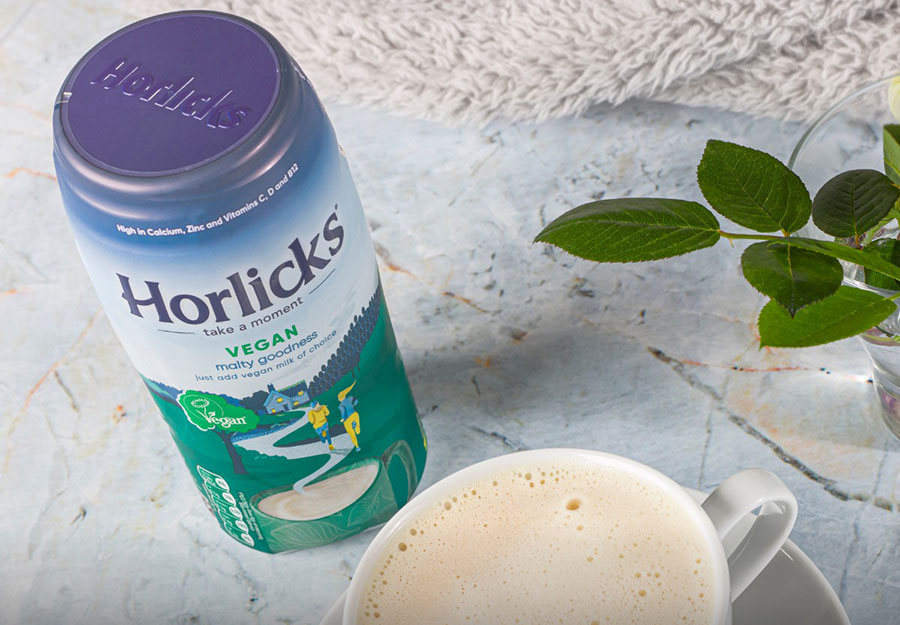 Horlicks releases a vegan version of the popular malt drink