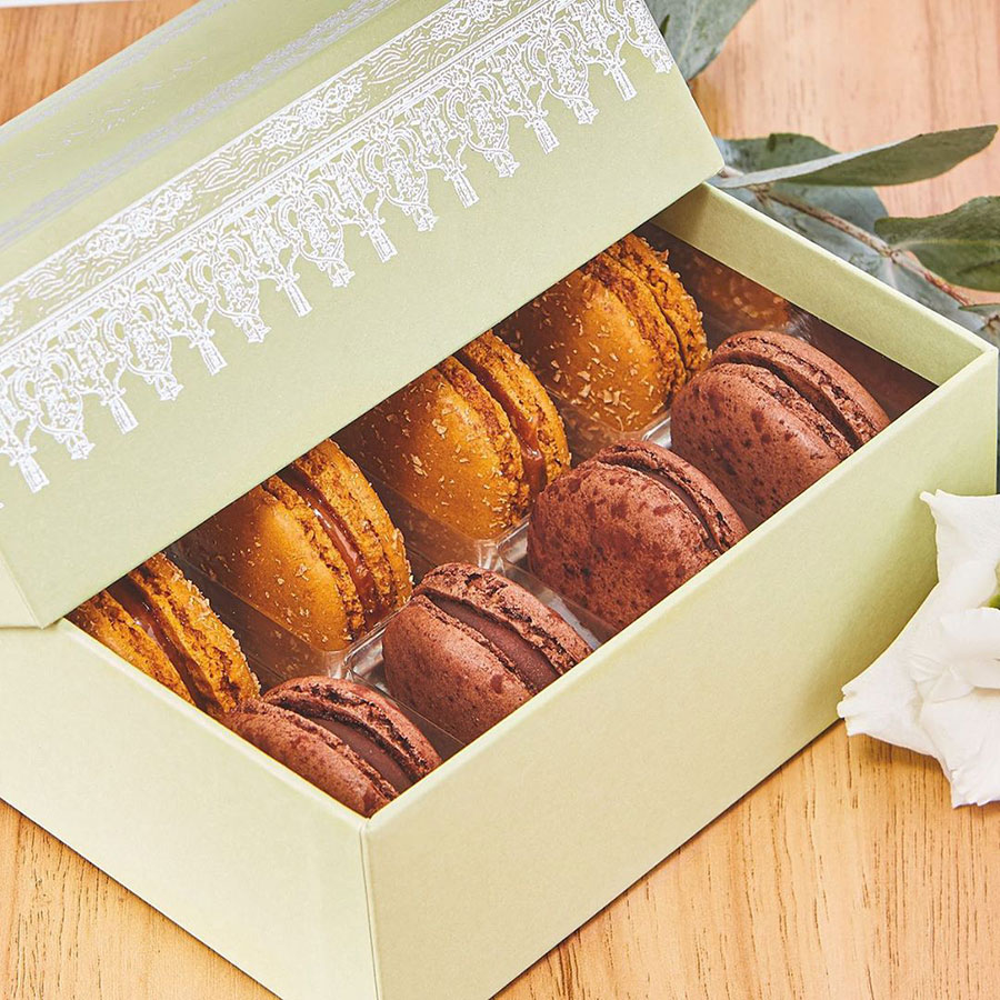 French bakery chain Ladurée to launch vegan macarons in the UK