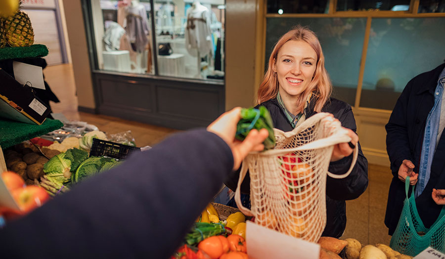 Seven reasons why you should shop local