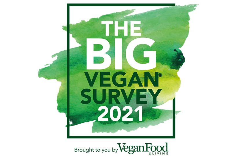 What does it mean to be vegan in 2021? The results of The Big Vegan Survey are in…