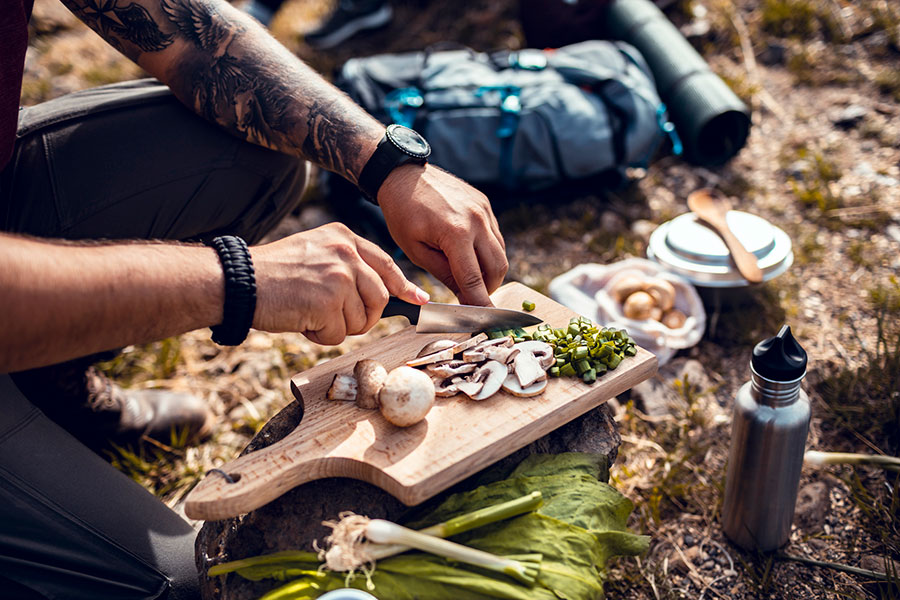 12 Vegan camping food recipes for your next outdoor adventure