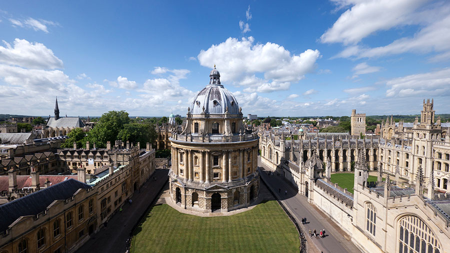 Oxford University students vote to ban red meat to fight climate change