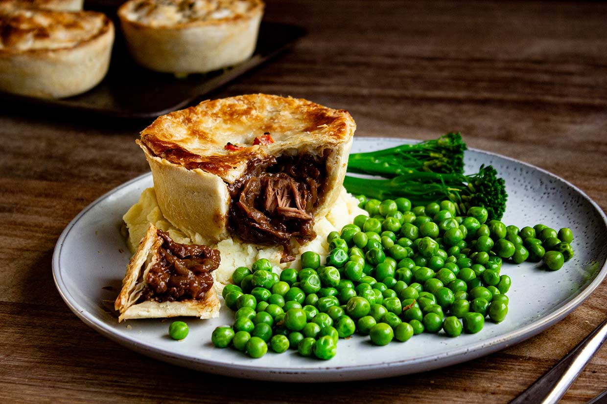 Pieminister vegan pies – a story of innovation and sustainability