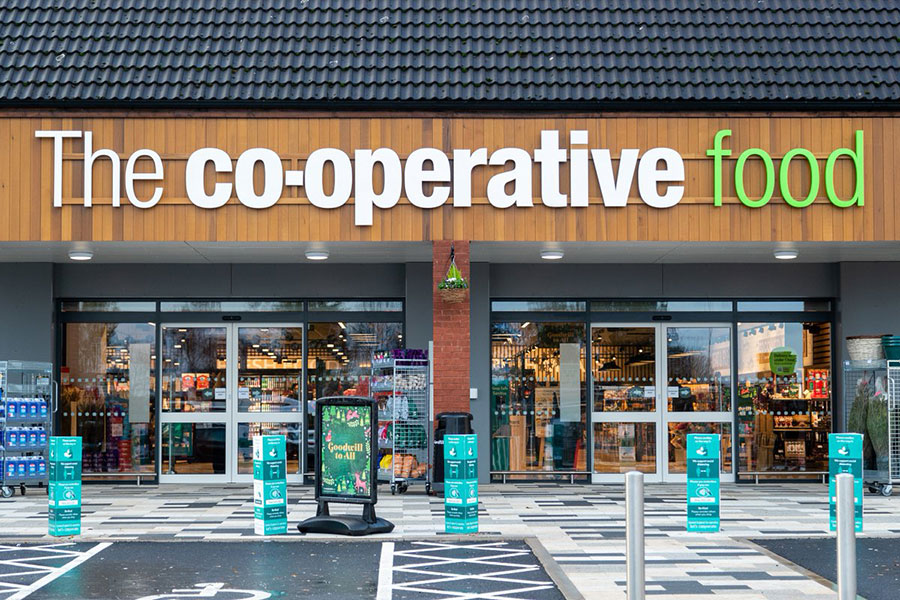 Co-op opens new £3m eco-friendly concept store