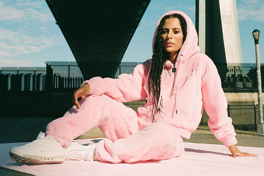 Juicy Couture launches vegan loungewear collection with faux-fur brand Apparis