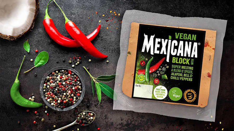 Mexicana Vegan wins best dairy-free cheese in Quality Food Awards 2020