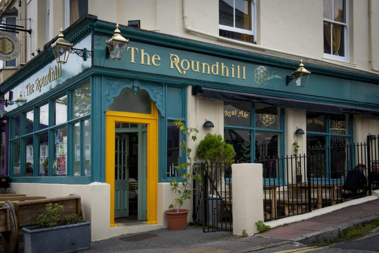 Vegan pub The Roundhill beats meat entries and wins 'Best Roast' award