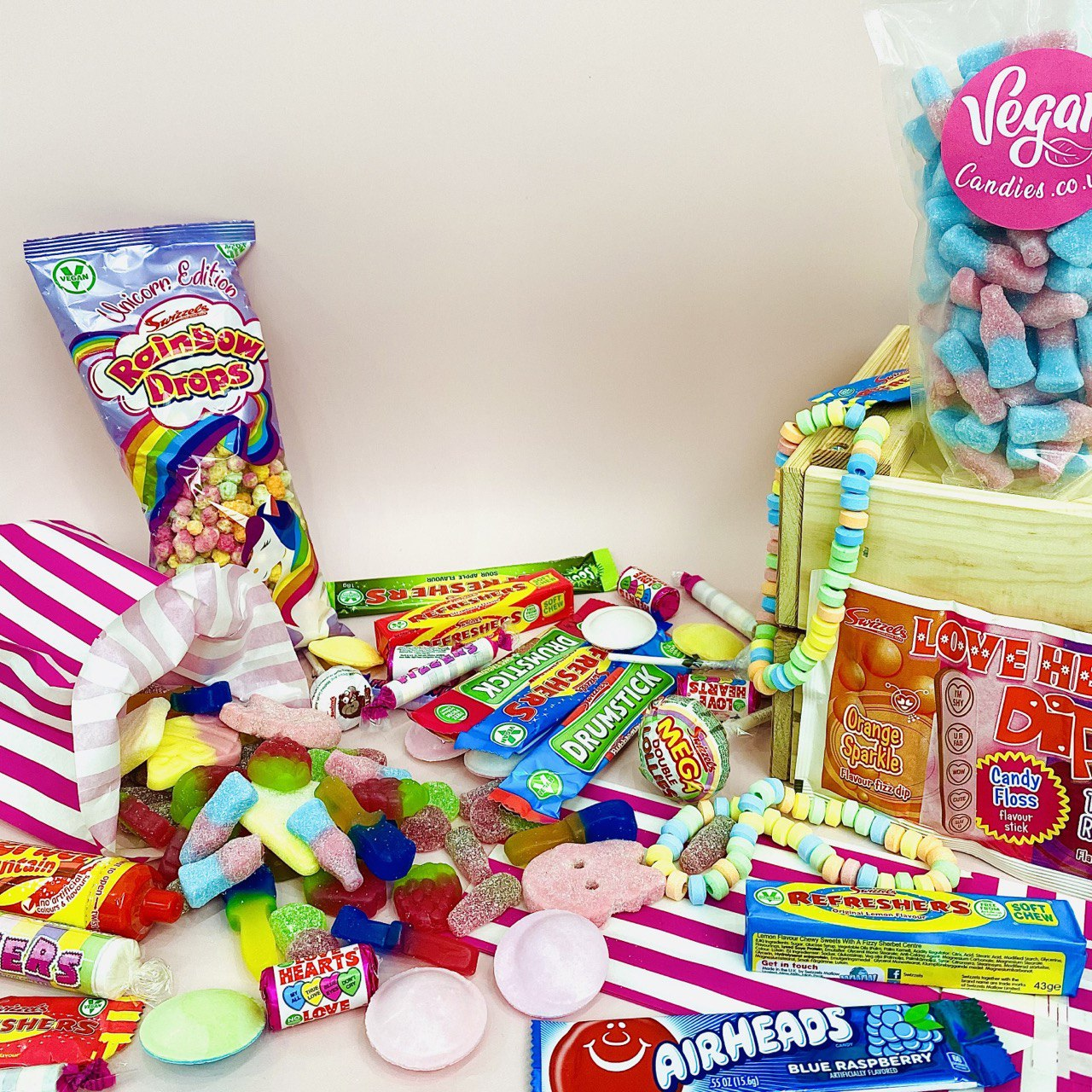 12 Days of Christmas: WIN a bundle of vegan sweets from Vegan Candies!