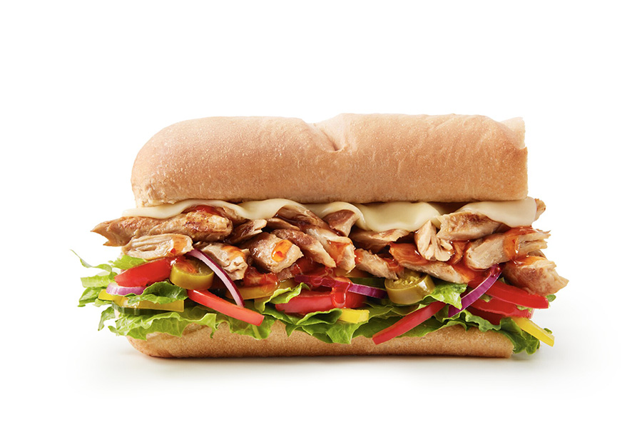 Subway UK launch a vegan chicken sub and double chocolate cookie