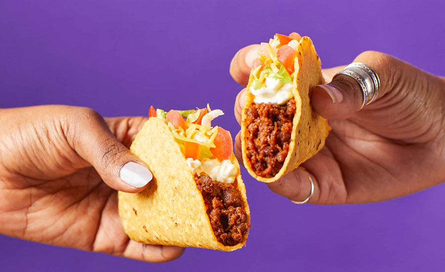 Taco Bell UK launches new plant-based meat filling made from oats