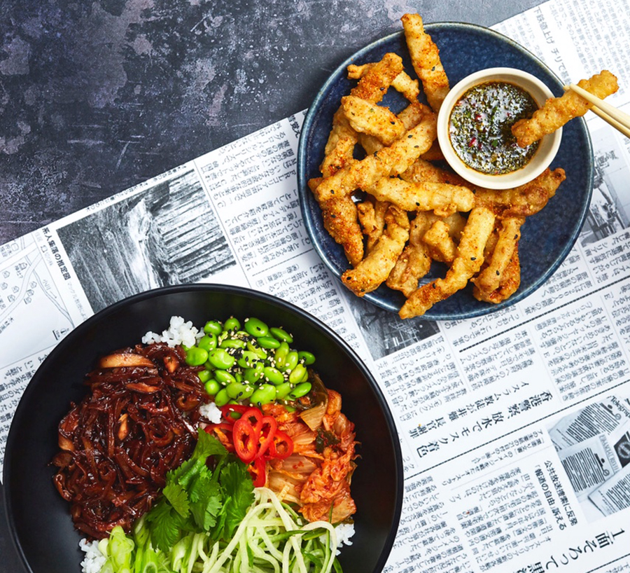 Wagamama launches Veganuary menu with vegan chilli squid