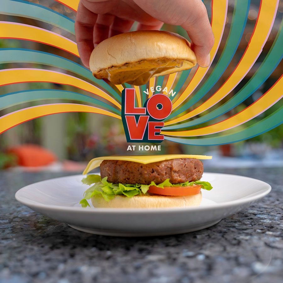 Get your LOVe burger fix as LEON launches new DIY vegan burger kit