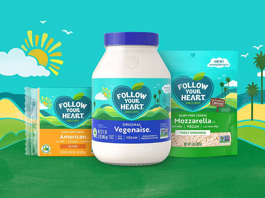 Danone acquires pioneering plant-based brand Follow Your Heart