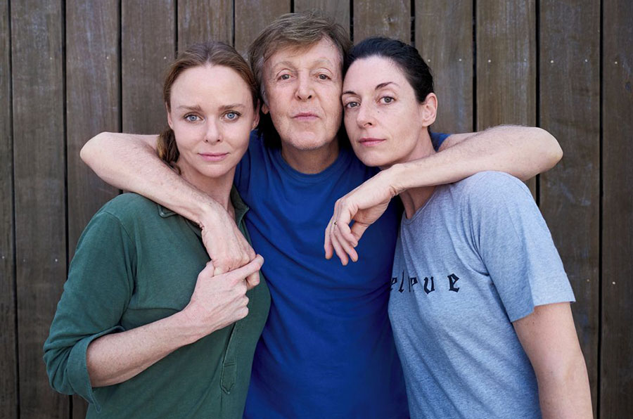 McCartney family launches vegan cookbook filled with Linda McCartney's recipes