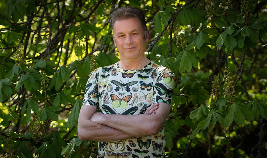 Chris Packham calls on British retailers to stop 'selling suffering'