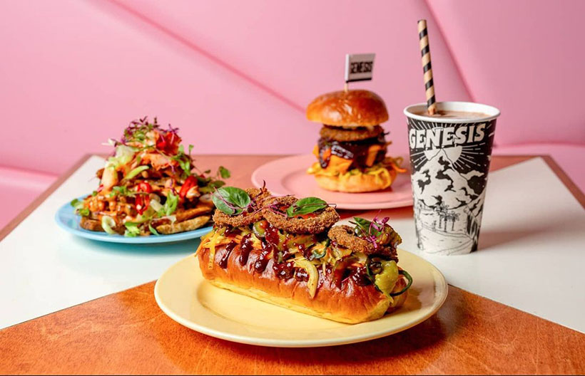 vegan restaurants london