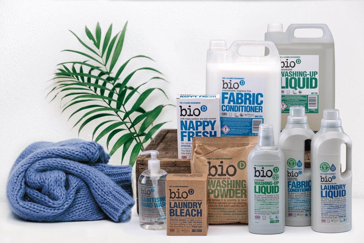 Bio-D – the story behind the ethical cleaning brand