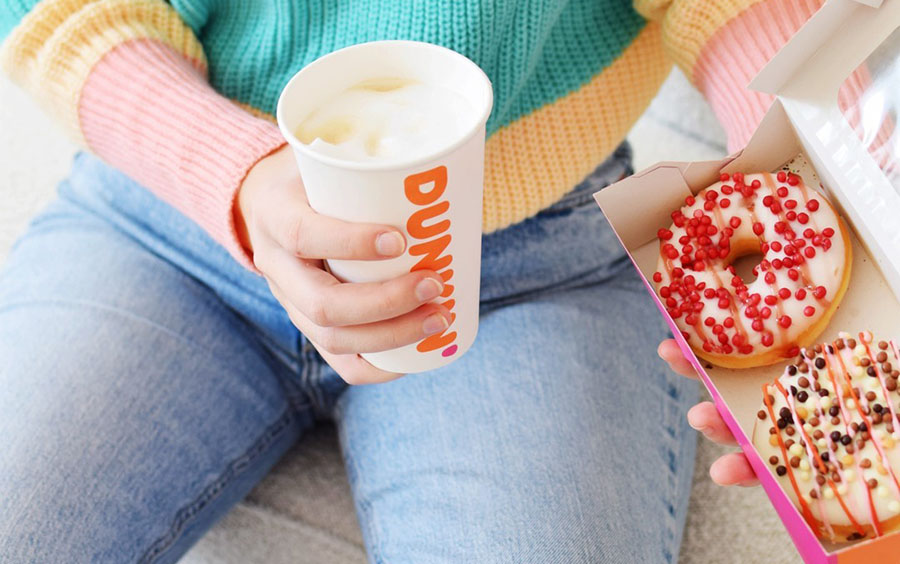 Dunkin' launches over 40 vegan doughnuts in the Netherlands