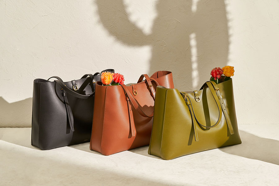 Fossil to launch sustainable cactus leather totes and solar-powered watch