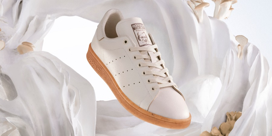 Adidas releases vegan Stan Smith trainers made from mushroom leather