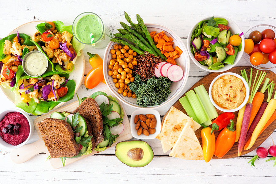 Research suggests plant-based diets could replace the traditional diet within 100 years