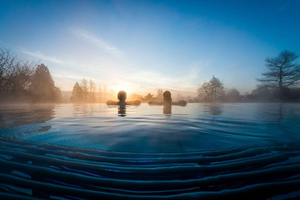 WIN! An overnight break for two at Ragdale Hall Spa – worth £554!