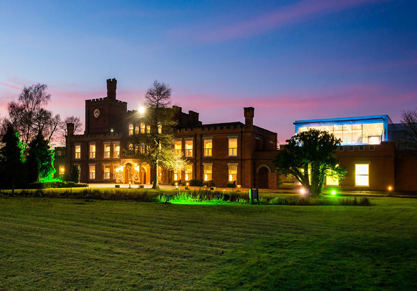 Ragdale Hall Spa break for two