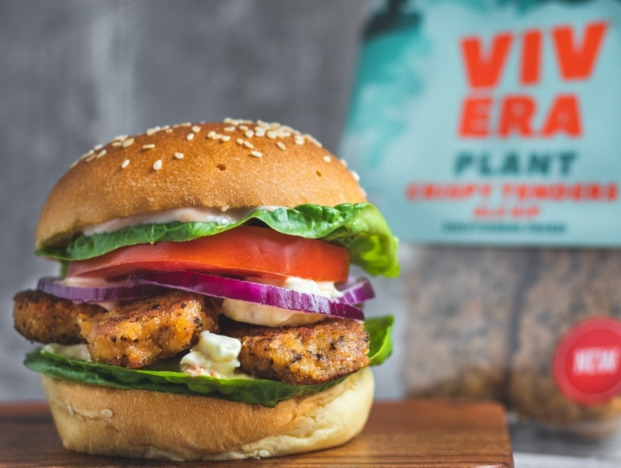 Meat giant JBS acquires plant-based brand Vivera for £294 million