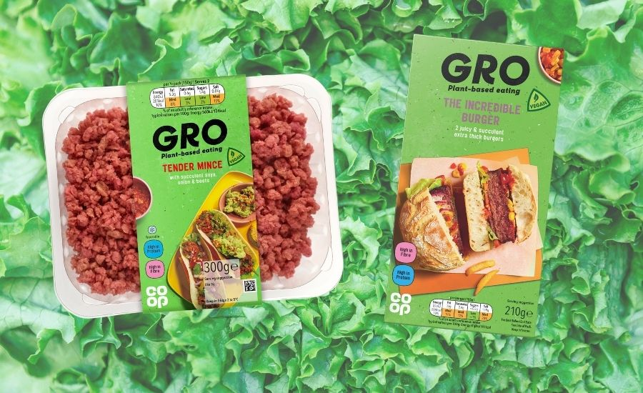 Co-op slashes the price of vegan meat alternatives as part of sustainability drive