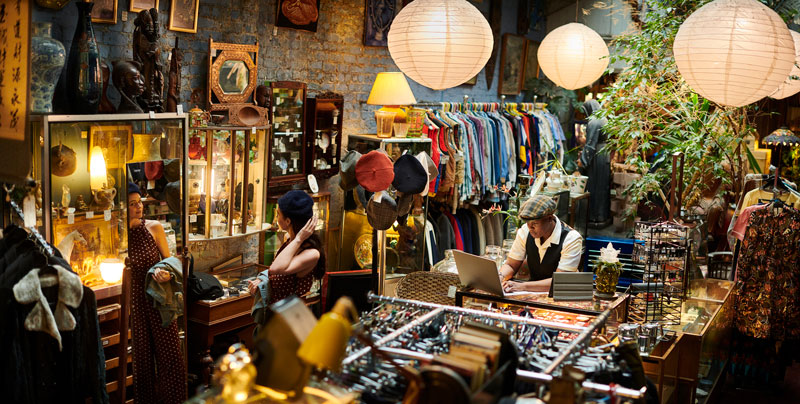 Top tips on how to become a second-hand shopping expert