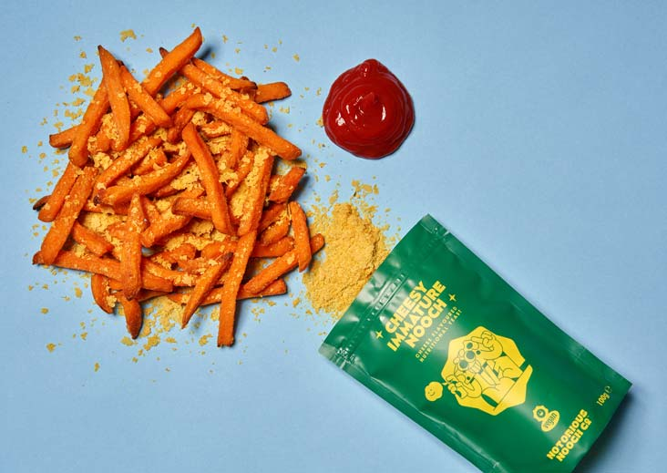 UK's first ever naturally flavoured nutritional yeast has launched