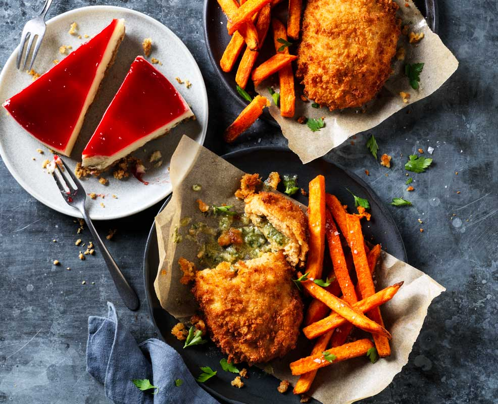 M&S launch first ever vegan dine-in meal deal for only £8.00