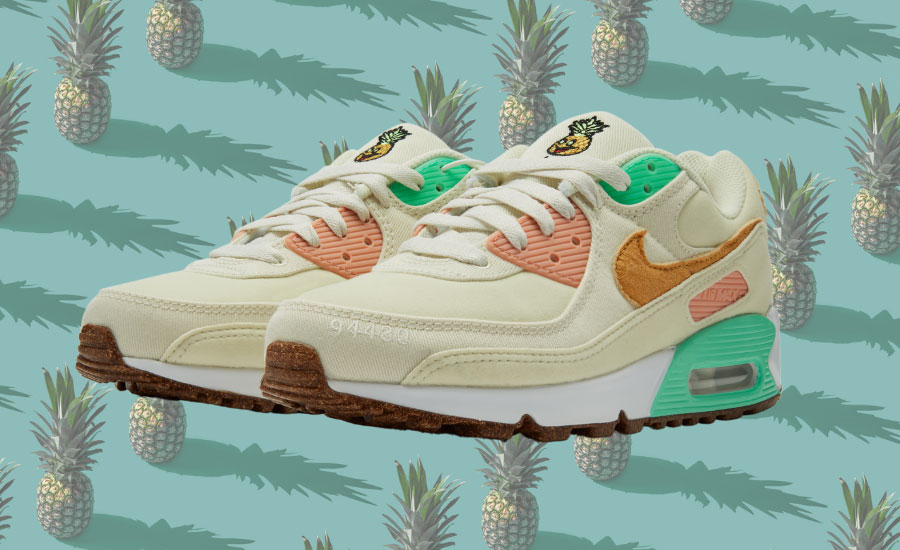 Nike launches sustainable trainer collection using vegan pineapple leather